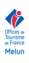 Logo Office de Tourisme de Melun